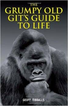 We all know one.. from Jeremy Clarkson to Winston Churchhill, a grumpy old git's guide to life is a celebration of these people and their wonderful talent of ranting and grump.