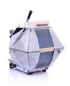1956 la pavoni concorso espresso machine