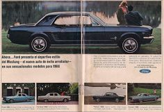 REVISTA SELECCIONES DEL READER'S DIGEST: AUTOS FORD.