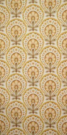 Vintage Phone Wallpaper, Royal Wallpaper, Vintage Wallpaper Patterns, Old Wallpaper, Geometric Wallpaper, Flower Wallpaper, Geometric Art, Pattern Wallpaper, Vintage Patterns