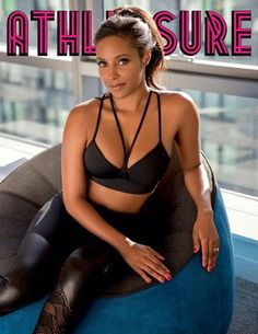 "Cover of ""Athleisure Mag Jan Issue"""