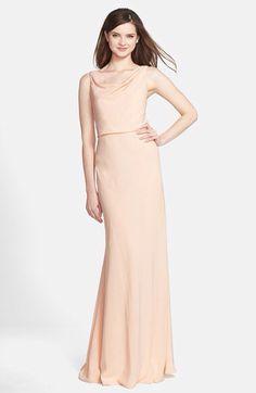 Neutral dresses!