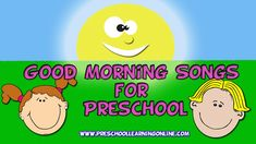 Good morning song for your preschool circle time with the children in your home daycare or preschool classroom #preksongs #circletime #kidssongs  https://www.youtube.com/watch?v=nIJOXzPKK_g