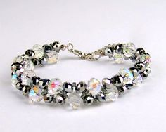 Free pattern for bracelet Snow Queen | Beads Magic