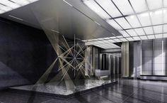 'Construction', Inland Steel Building, Chicago / Richard Lippold