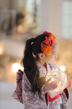 Color Photography, Children Photography, Kimono, Portraits, Crown, Kids, Clothes, Fashion, Young Children