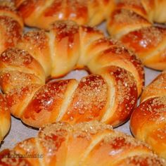 Colacei Bucovineni Pastry And Bakery, Bagel, Doughnut, Breads, Sweets, Cookies, Desserts, Food, Sweet Treats