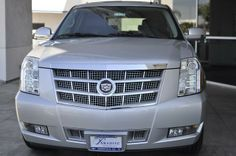 2014 Cadillac Escalade Platinum AWD Platinum 4dr SUV SUV 4 Doors Silver for sale in Temecula, CA Source: http://www.usedcarsgroup.com/used-cadillac-for-sale-in-temecula-ca