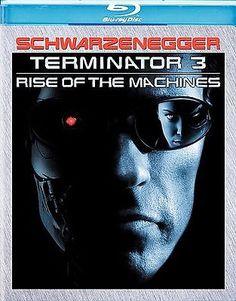 Terminator 3: Rise of the Machines (Blu-ray Disc, 2015) NEW Sealed 883929016938   eBay