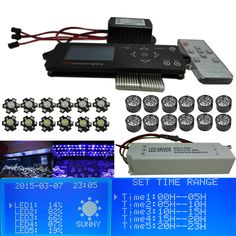 Find More Grow Lights Information about 150w DIY led aquarium light,Timing automatic dimming,Day / night auto dimming led grow lighting 150w,High Quality light bulbs recessed lights,China light wallet Suppliers, Cheap light cooling from Shenzhen Ilikebuy Technology Co.,Ltd. on Aliexpress.com
