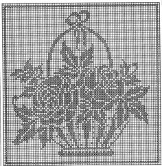 Watch The Video Splendid Crochet a Puff Flower Ideas. Wonderful Crochet a Puff Flower Ideas. Cross Stitch Numbers, Cross Stitch Art, Cross Stitch Flowers, Cross Stitch Patterns, Filet Crochet Charts, Crochet Motifs, Crochet Doilies, Crochet Patterns, Crochet Curtains