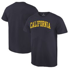 Be ready to boast your passionate Cal Bears pride with this Basic Arch T-shirt! The festive Cal Bears graphics will ensure your fandom won't be mistaken. This spirited cotton tee is the ultimate way to show your love for the Cal Bears! Bear Hoodie, Bear T Shirt, California Golden Bears, To Boast, Blue T, Georgia Bulldogs, New York Giants, Cotton Tee, Arch