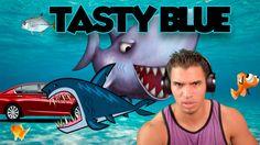 Ni los Tiburones se pueden comer lo que este Pez se comen en el océano esto es Tasty Blue https://youtu.be/qrAArerA3iQ Recuerda Dar LIKE al video que MOTIVA mucho