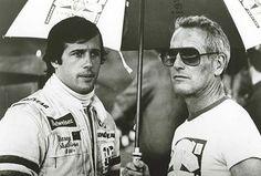 Paul Newman and Danny Sullivan @ Road America