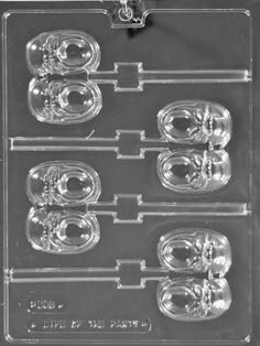 BABY SNEAKER LOLLY CHOCOLATE CANDY MOLD U003eu003eu003e You Can Find More Details By  Visiting