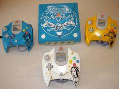"""Custom Dreamcast """"SKIES OF ARCADIA"""""""