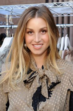 whitney port | Whitney Port TV personality Whitney Port attends eBay Fashion LookBook ...