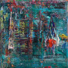 Tableau abstrait [939-1] » Œuvres » Gerhard Richter