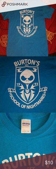 Brand New Tim Burton/The Nightmare Before Xmas tee Never worn. Tops Tees - Short Sleeve