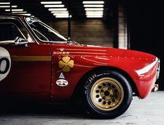 Alfa Romeo Giulia Sprint GTV