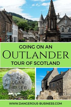 Geeking Out on an Outlander Tour of Scotland - - Want to walk in the footsteps of Jamie and Claire in Scotland? You can do that on this Outlander tour with Highland Explorer Tours! Scotland Vacation, Scotland Travel, Ireland Travel, Italy Travel, Oh The Places You'll Go, Places To Travel, Travel Destinations, Places To Visit, Holiday Destinations