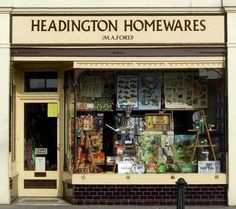 Headington Homewares  #Oxford #England #UK