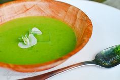 Pea Pod Soup- I've always wondered what to do with all the shells from garden peas- it felt like such a waste!