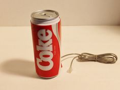 1985 Coca Cola Can shaped Phone by LkcDesign on Etsy