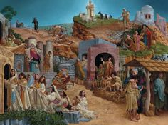 Parables, 1999   James C. Christensen