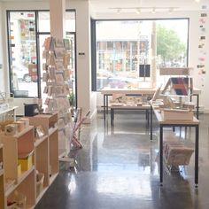 Mile End : Boucle & Papier - À la mode Montréal