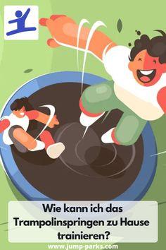 Fitness zu Hause: Hast du dir vielleicht ein Mini Trampolin angeschafft und möchtest zu Hause trainieren? Hier ein paar Tipps, um deinen Körper fit zu halten und gleichzeitig deine Gelenke zu schonen. #TrampolineSpringen #FitnessÜbungenZuhause #FitnessÜbungenAbnehmen #JumpingFitnessTrampoline #FitnesZuHause #TrampolinÜbungenZumAbnehmen Jump Park, Trampoline, Creative Products, Tricks, Health Fitness, Lifestyle, Mini, Blog, Character
