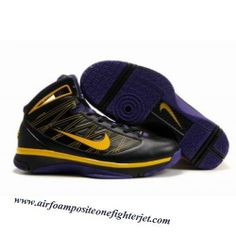 new arrival b442c 35fb4 Nike Hyperize Kobe Bryant Olympic Black Yellow Purple