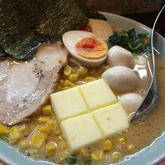 壱八家 本厚木店 - 豚骨醤油らーめん - Foodspotting