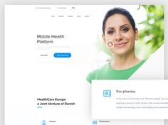 "Check out this @Behance project: ""Mobile Health Platform - Healthcare Solution"" https://www.behance.net/gallery/55028573/Mobile-Health-Platform-Healthcare-Solution"