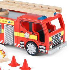 Tidlo Fire Engine