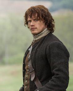 New Stills From Second Half of Outlander on Starz | Sam Heughan as Jamie Fraser via http://www.farfarawaysite.com/section/outlander/gallery1/gallery.htm