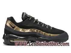 low priced f0930 4c59e Nike Air Max 95 Bronze 538416007 Chaussures Air Max Prix Pour Homme Noir -  1612280520 -