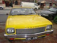 Holden Torana LH, my very first own Car. Mine was kermit green, 6 cil. line with 4 speed column shift gear box.