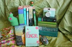 Rainbow Books - Green  - From L&P to English Tea