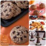 8 recetas fáciles para Halloween Muffin Halloween, Muffins, Sin Gluten, Cookies, Chocolate, Breakfast, Desserts, Recipes, Food