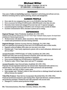 Nurse Manager Resume Short Biography Sample  Httpexampleresumecvshort