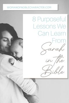 The story of Sarah in the Bible plus key verses, lessons we can learn from her life and printables for deeper study and insight into this faithful woman. Free Bible Study, Bible Study Tools, Biblical Marriage, Biblical Womanhood, Bible Lessons, Lessons Learned, Mothers In The Bible, Abraham And Sarah, Christian Devotions