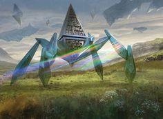 Jason-Felix-MTG-crystals-walker by jason-felix.deviantart.com on @DeviantArt