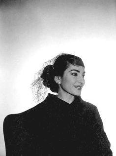 Maria Callas 1955