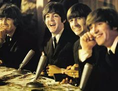 """""""Click here to find out more about The Beatles ;)"""""""
