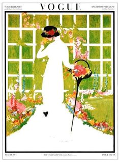 May 1913 - You'll Love These Illustrated Vintage 'Vogue' Covers - Photos