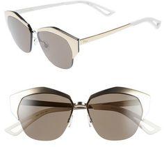 b59a67748fbc Dior  Mirrors  55mm Cat Eye Sunglasses (Regular Retail Price   490.00) Dior