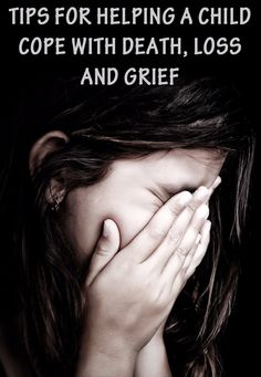Helping a Teenager Deal with Grief  Several other terrific