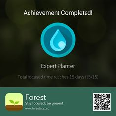 Forest App, Stay Focused