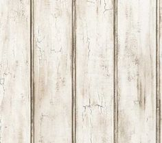 Distressed White Beadboard Faux Wood by WallpaperYourWorld on Etsy Look Wallpaper, Kitchen Wallpaper, Paper Wallpaper, Wallpaper Patterns, White Wallpaper, Weathered Wood, Barn Wood, Rustic Wood, Aged Wood